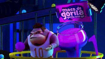 Moco De Gorila  TV Spot
