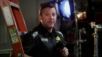 GoDaddy TV Spot, 'Air Wrench: Tony Stewart Pranks Danica Patrick'
