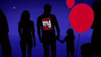 The Leukemia & Lymphoma Society 2014 Light the Night TV Spot, 'Let's Walk' - Thumbnail 4