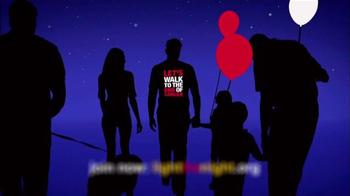 The Leukemia & Lymphoma Society 2014 Light the Night TV Spot, 'Let's Walk' - Thumbnail 5