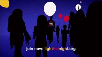 The Leukemia & Lymphoma Society 2014 Light the Night TV Spot, 'Let's Walk' - Thumbnail 7