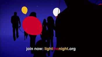 The Leukemia & Lymphoma Society 2014 Light the Night TV Spot, 'Let's Walk' - Thumbnail 8