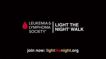 The Leukemia & Lymphoma Society 2014 Light the Night TV Spot, 'Let's Walk' - Thumbnail 9