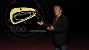 Bridgestone Golf Tour B330-RX TV Spot Featuring David Feherty - 48 commercial airings
