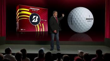 Bridgestone Golf Tour B330-RX TV Spot Featuring David Feherty - Thumbnail 4