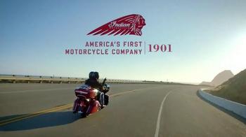 2015 Indian Roadmaster Motorcycle TV Spot - Thumbnail 9