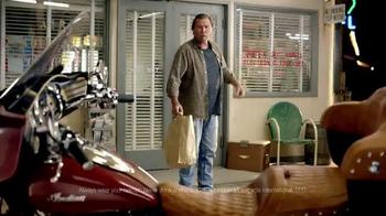 2015 Indian Roadmaster Motorcycle TV Spot - Thumbnail 2