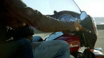 2015 Indian Roadmaster Motorcycle TV Spot - Thumbnail 6