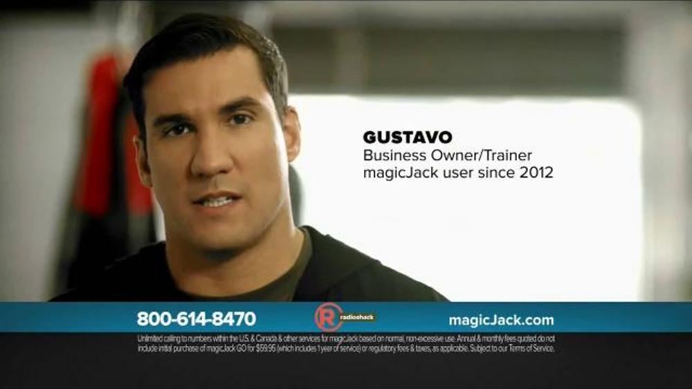 Magicjack Tv Commercial Gustavo Ispottv