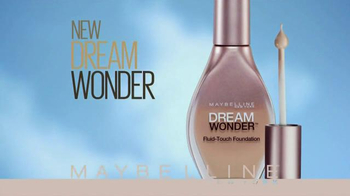 Maybelline New York Dream Wonder Foundation TV Spot, Song by Ed Sheeran - Thumbnail 2