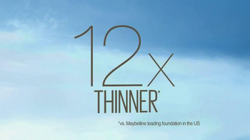 Maybelline New York Dream Wonder Foundation TV Spot, Song by Ed Sheeran - Thumbnail 4