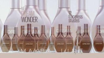 Maybelline New York Dream Wonder Foundation TV Spot, Song by Ed Sheeran - Thumbnail 7