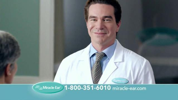 Miracle Ear TV Spot, 'I Think It's Time We Had a Little Conversation' - Thumbnail 7