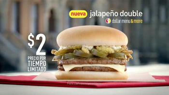 McDonald's Jalapeño Double TV Spot, 'Doblemente You-nique' [Spanish] - Thumbnail 7