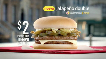 McDonald's Jalapeño Double TV Spot, 'Doblemente You-nique' [Spanish] - Thumbnail 8