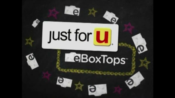 Safeway TV Spot, 'Box Tops'