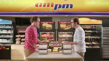 AmPm Cheddarwurst Smoked Sausage TV Spot, 'Nothing in Common' - 16 commercial airings