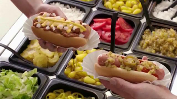 AmPm Cheddarwurst Smoked Sausage TV Spot, 'Nothing in Common' - Thumbnail 4