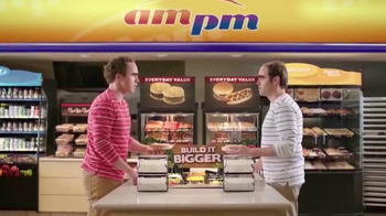 AmPm Cheddarwurst Smoked Sausage TV Spot, 'Nothing in Common' - Thumbnail 5