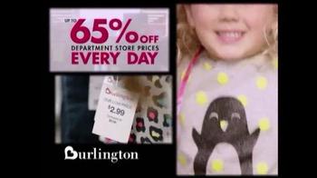 Burlington Coat Factory TV Spot, 'Back to School: The Koerner Family' - Thumbnail 8