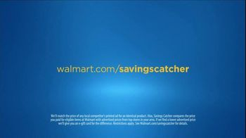 Walmart TV Spot, 'We Are Savings Catcher' - Thumbnail 9
