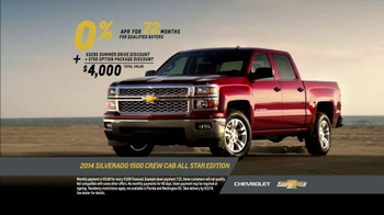 2014 Chevrolet Silverado 1500 TV Spot, 'Summer Drive' Song by Kid Rock - Thumbnail 9