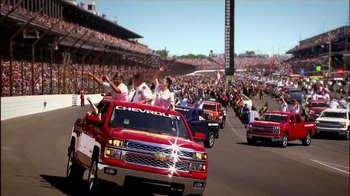 2014 Chevrolet Silverado 1500 TV Spot, 'Summer Drive' Song by Kid Rock - 1347 commercial airings