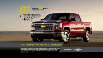 2014 Chevrolet Silverado 1500 TV Spot, 'Summer Drive' Song by Kid Rock - Thumbnail 8