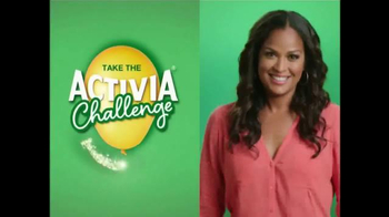 Activia TV Spot, 'Smiling Tummy' Featuring Laila Ali - Thumbnail 1
