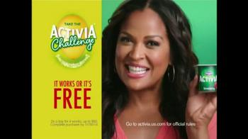 Activia TV Spot, 'Smiling Tummy' Featuring Laila Ali - Thumbnail 10