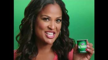 Activia TV Spot, 'Smiling Tummy' Featuring Laila Ali - Thumbnail 6