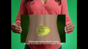 Activia TV Spot, 'Smiling Tummy' Featuring Laila Ali