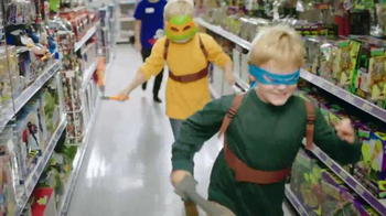 Toys R Us TV Spot, 'Teenage Mutant Ninja Turtles and Curls' - Thumbnail 3