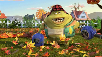 Mucinex Allergy TV Spot, 'Leaf Blower' - Thumbnail 1