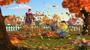 Mucinex Allergy TV Spot, 'Leaf Blower' - Thumbnail 4