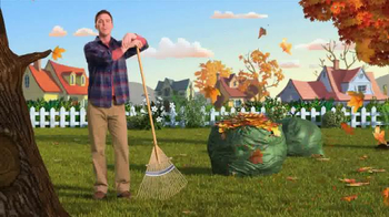 Mucinex Allergy TV Spot, 'Leaf Blower' - Thumbnail 9
