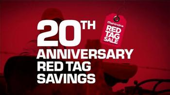 Mahindra TV Spot, '20th Anniversary Red Tag Savings' - Thumbnail 3