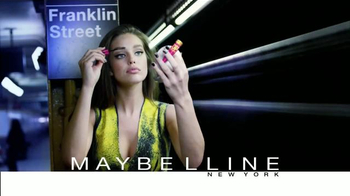 Maybelline New York Pumped Up! Colossal Mascara TV Spot [Spanish]