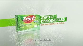 Zyrtec Dissolve Tabs TV Spot, 'No Te Lo Pierdas' [Spanish] - Thumbnail 9