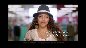 Burlington Coat Factory TV Spot, 'Familia Bayona' [Spanish] - Thumbnail 2