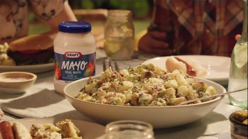 Kraft Real Mayo TV Spot, \'The Potato\'