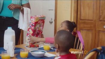 Walmart TV Spot, 'Back to School Breakfast Rush' - Thumbnail 2