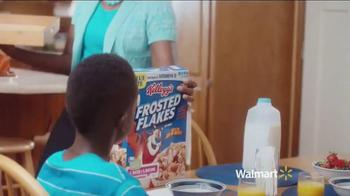 Walmart TV Spot, 'Back to School Breakfast Rush' - Thumbnail 3