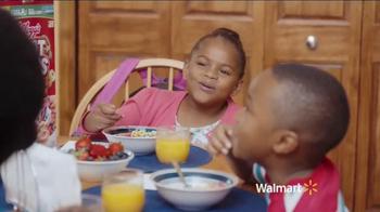 Walmart TV Spot, 'Back to School Breakfast Rush' - Thumbnail 7