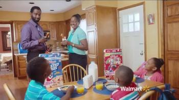 Walmart TV Spot, 'Back to School Breakfast Rush'