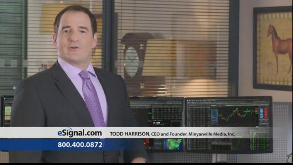 eSignal TV Commercial, 'Free Isn't So Free' - Video
