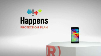 Radio Shack Protection Plan TV Spot, 'Free Screen Protector & Installation' - Thumbnail 3