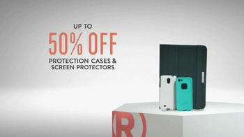 Radio Shack Protection Plan TV Spot, 'Free Screen Protector & Installation' - Thumbnail 7