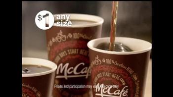 McDonald's McCafé TV Spot, 'Car Shopping' - Thumbnail 8