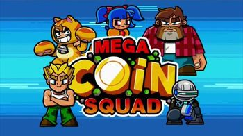 Mega Coin Squad TV Spot, 'Multiplayer Madness'